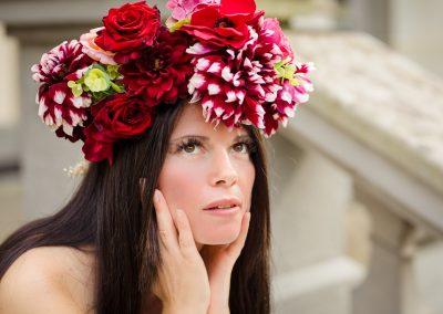 Beautyshooting: Frauenporträt