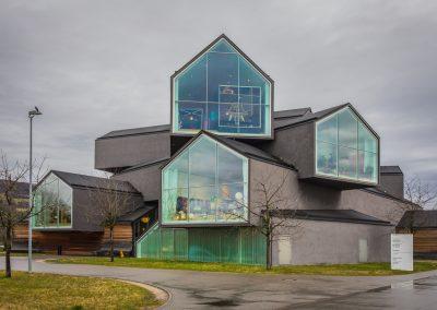 Anna Glad Fotografie  VitraHaus by Herzog & de Meuron, Vitra Campus, Weil am Rhein Deutschland
