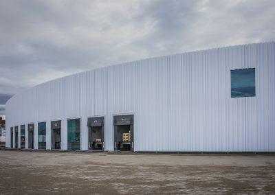 Anna Glad Architekturfotografie Factory Building SANAA Vitra Campus