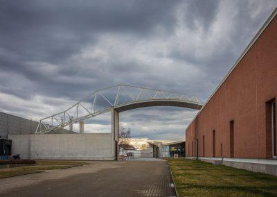Anna Glad Fotografie Factory Building Álvaro Siza Vitra Campus