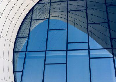 Anna Glad Fotografie Heydar Aliyev Center by Zaha Hadid Baku