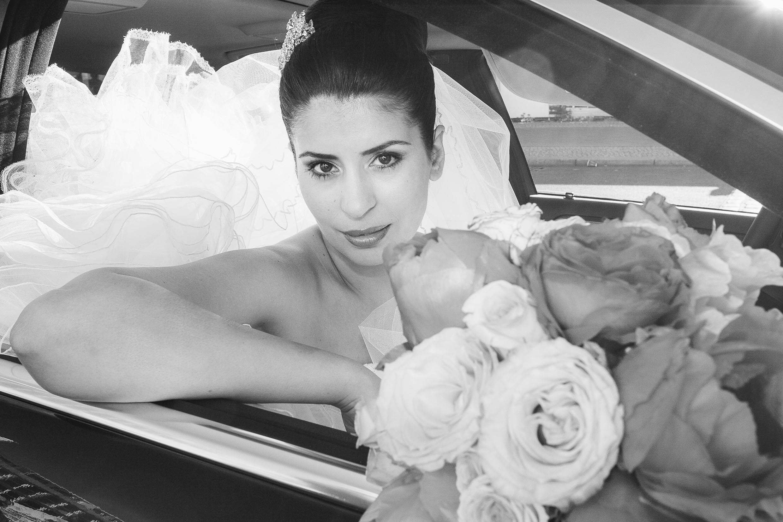 Anna Glad Hochzeit Fotografie Braut Auto Berlin