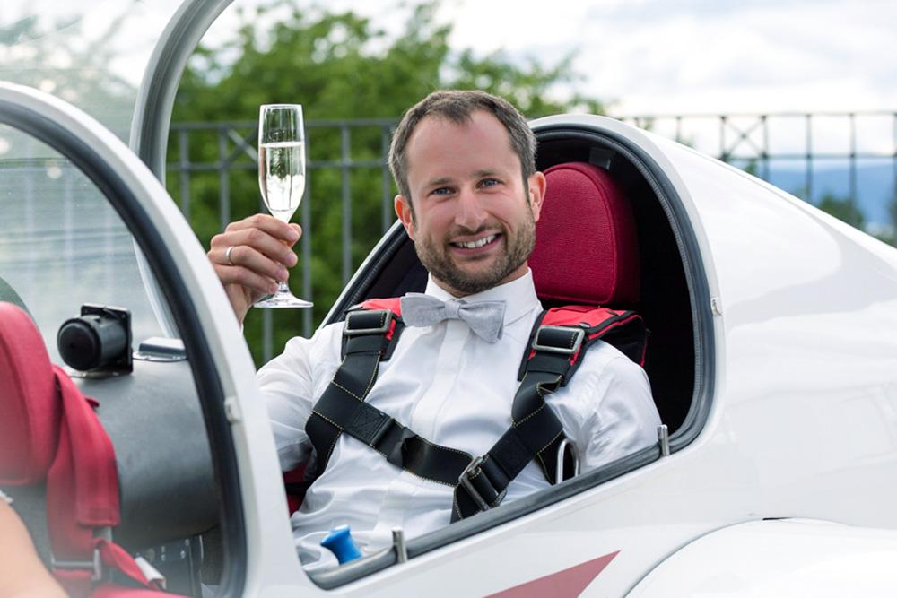 Anna Glad Hochzeitsfotografie Bodensee Sekt Pilot