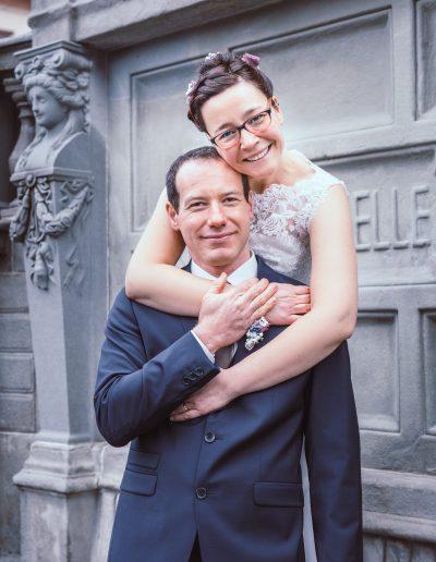 Hochzeitsfotografie Donaueschingen Donauquelle Braut Bräutigam Lovestory Paarshooting Braut